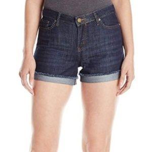 NEW Calvin Klein Jeans Cuffed Denim Shorts 6